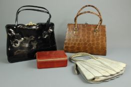 Miscellaneous Vintage Handbags