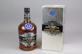 A Bottle of Teachers Royal Highland Whisky