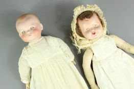 Armand Marseille Bisque Headed Doll
