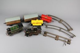 Vintage Meccano Hornby Trains