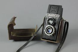 A Lubitel II Camera