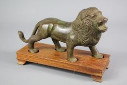 20th Century Bronzed Sculpture
