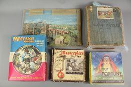 Miscellaneous Vintage Puzzles