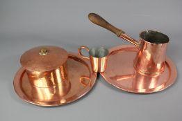 Quantity of Copper