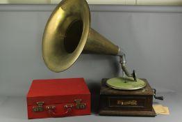 Buckingham Gramophone