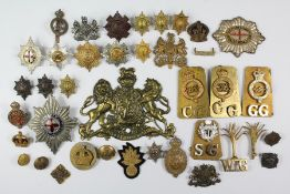 A Collection of Military Insignia
