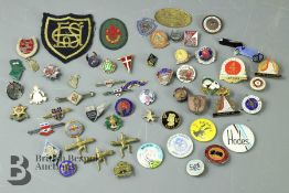 Miscellaneous Enamel Pin Badges