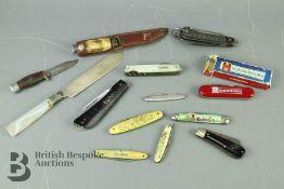 Miscellaneous Pocket Knives