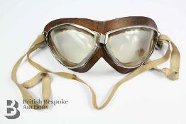 War Era Motorcycle Goggles