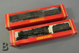 Two Hornby 00 Scale Model Locomotives