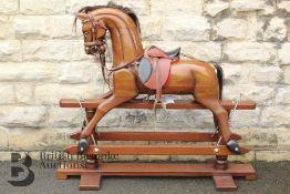 Authentic Models Rocking Horse