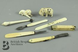 Ivory Implements