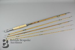 A Vintage Naruto 5 Piece Fly Rod