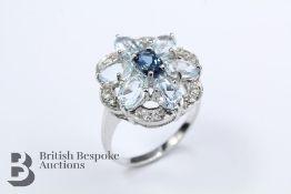 Silver Dress Ring