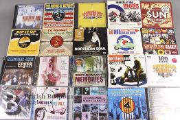 Large Quantity of Northern Soul CD's