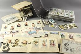 Large Quantity of Tea and Cigarette Cards