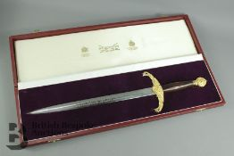 Wilkinson Sword 50 Year Commemorative Dagger