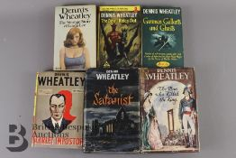 Dennis Wheatley Novels