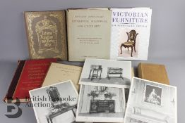 Six Antique Industry Reference Books
