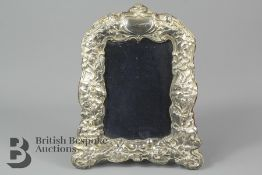 A Silver Photo Frame