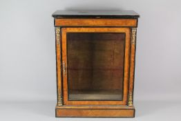 19th Century Miniature Pier Cabinet