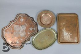 Quantity of Copper and Brass