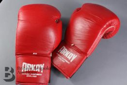 A Pair of Arkay Boxing gloves