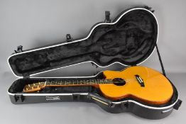 Tanglewood Electro Acoustic Guitar + Flight Case