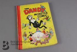 Dandy Monster Comic 1947