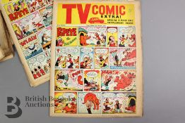 Forty Seven TV Comic and Express 1962