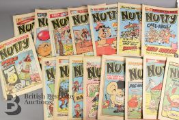 Twenty Five Nutty Comics Years 1980-1985