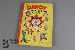 Dandy Monster Comic 1946