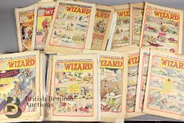 Forty Wizard Comics Year 1956-1963