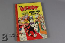 Dandy Monster Comic 1949