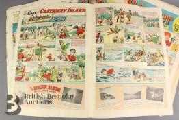 Thirty Beezer Comics Years 1960-70