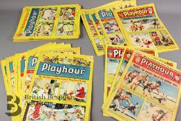 Forty Three Playhour Comics