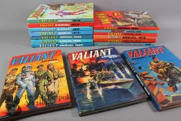 Sixteen Valiant Annuals The Years 1964-1982