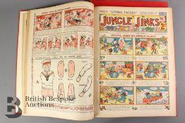 Jungle Jinks Comics 5-56 circa 1924