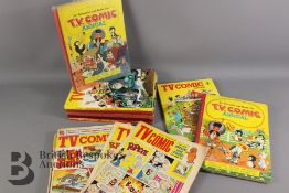 Twenty Seven TV Comics and Eight Annuals