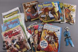 52 British 6d Editions of American Comics 1950/60's