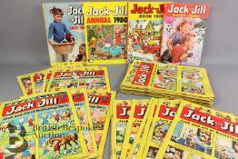 Forty Seven Jack and Jill Comics