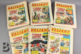 Sixty Two Valiant Comics Years 1965 -69