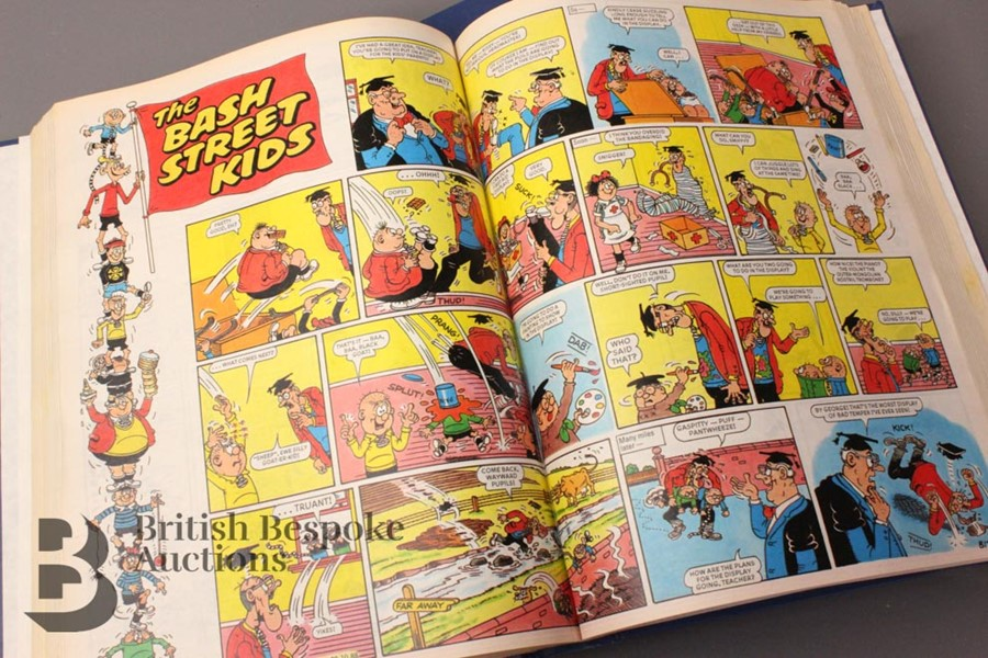 1988 Beano Bound Comics - Image 6 of 7