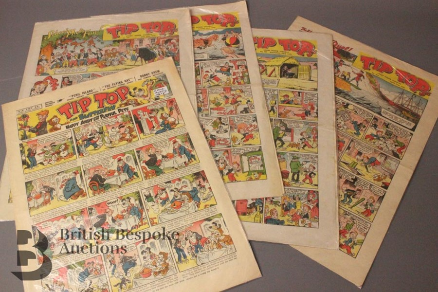 Fifty Two Assorted Comics from 1936 - Image 8 of 8
