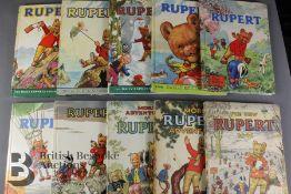 Rupert the Bear Annuals