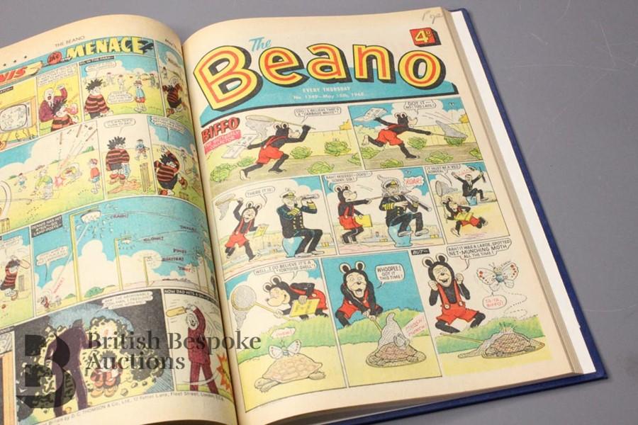 1968 Beano Bound Comics - Image 4 of 4