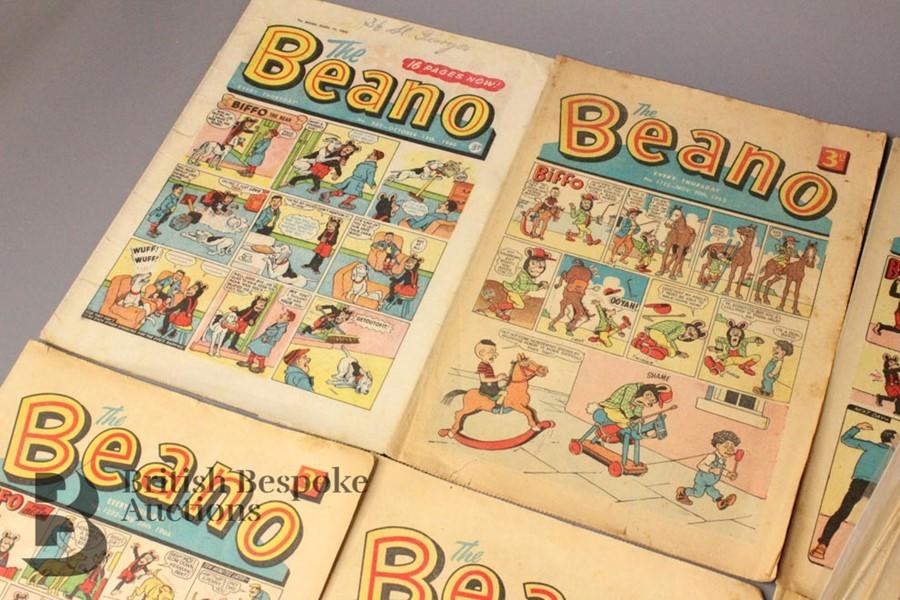 34 Beano Comics 1960-70 - Image 2 of 4