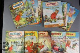 Rupert Adventure Series AE Bestall Daily Express