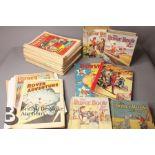 Sixty Seven Rover/Rover Adventure/Rover and Wizard Comics 1962-1972