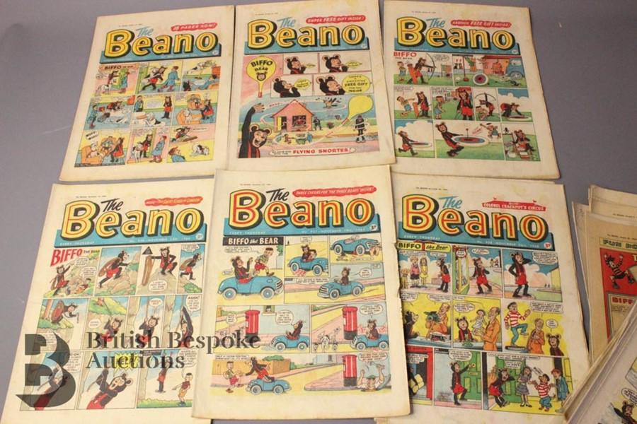 30 Beano Comics 1960-62 - Image 3 of 3